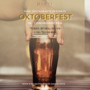 Oktoberfest in Conshohocken @ Leeland Room