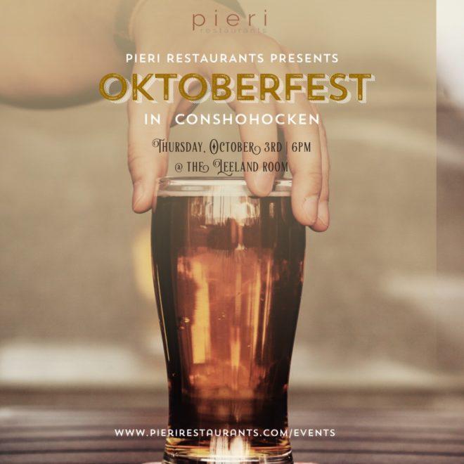 Oktoberfest in Conshohocken